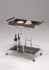 Стол сервировочный со съёмным подносом W-10