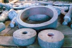 Поковки, изготавливаемые свободной ковкой на молотах