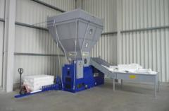 Compactor for polyfoam - Styropress