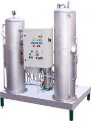 Saturation installation automatic UNA-12