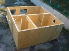 Структурные теплоизоляционные панели