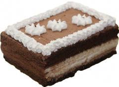 Торты бисквитные. Торт Прага.