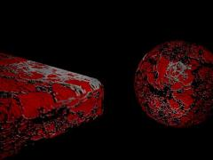 Stone artificial Ekogran