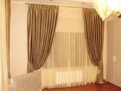 Curtains for a bedroom (050)