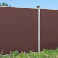 Забор Кайман шумо- и звукоизолирующий