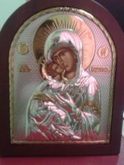 Icon 185400 Virgin Vladimir