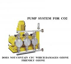 Set of the equipment for foaming of extruded