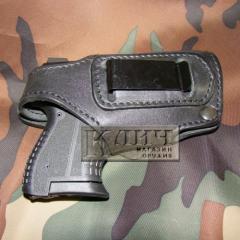 Кобура поясная кожаная для пистолетов Stalker 906