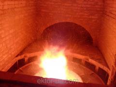 The heatgenerator for a zernosushilok