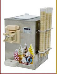Frizze sausages for HM-106 ice-cream industry