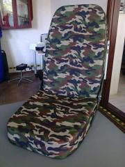 Boat seat a camouflage high, seats for boats high