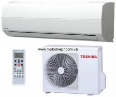 Кондиционер Toshiba RAS-10SKHP-E/RAS-10S2AH-E