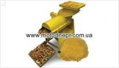 Молотилка кукурузных початков