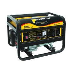 Бензиновый генератор FORTE FG2500 2,0/2,2 кВт.