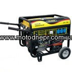 Бензиновый генератор FORTE FG8000E 6,0/6,3 кВт. эл. стартер