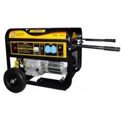 Бензогенератор FОRТЕ FG6500 5,0/5,5 кВт