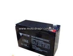 Гелиевый аккумулятор FORTE F12-7G