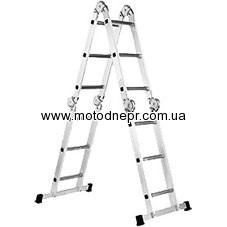 FORTE 4*3 hinged ladder