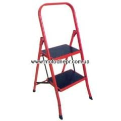 Metal step-ladder of FORTE LFD 84 TB