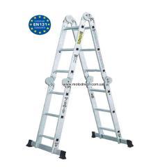 Шарнірні сходи Werk LC2412 (4*3)