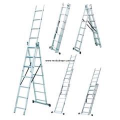 Універсальні сходи Werk LZ3209B (3x9)
