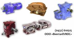 Reducers in assortment: RTsD-250, RTsD-350,