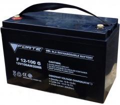 FORTE F12-100G Аккумулятор