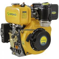Двигатель дизельный Sadko DE-300M