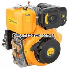 Двигатель дизельный с электростартером SADKO DE-410Е