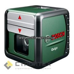 Laser level of Bosch Quig