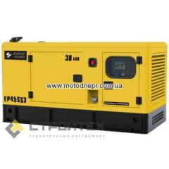 Дизельная электростанция ENERGY POWER EP 45SS3 + блок автоматики