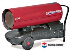 Diesel heater of direct heating BIEMMEDUE GE-46