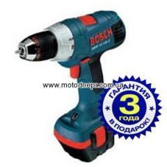 Bosch GSR cordless screwdriver of 14,4 V SD