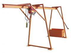 KO-1 crane