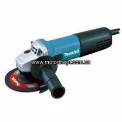Angular Makita 9558 HN grinder
