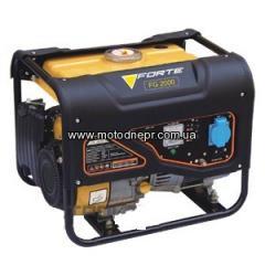 Бензиновый генератор FORTE FG2000 1,2/1,5 кВт.