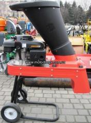 Веткоизмельчитель бензиновый Zirka 5HP