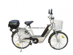Azimut electrobicycle
