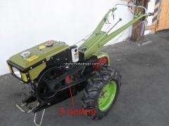 Motor-block diesel Centaur of MB 1080D Luxury