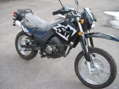 Мотоцикл ZONGSHEN LZX-200S