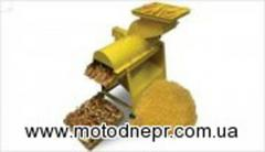 Молотилка початков кукурузы 5TY-0.5Д ( с двигателем)
