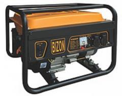 BIZON X3000RS 2,5/2,8 petrolgenerator of kW.