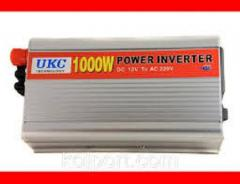 Converter of UKC 1000W12V-220V of tension