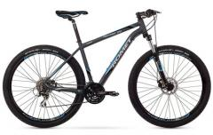 """Велосипед ROMET Rambler 29"""" 2.0 чёрный-зелёный 19"""