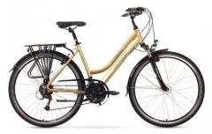 ROMET Gazela 4.0 bicycle platinum 17