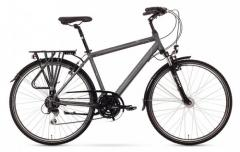 ROMET Wagant 3.0 bicycle black mat 19
