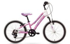"""Велосипед ROMET Cindy 20"""" розовый 10"""
