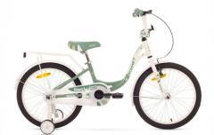 "Велосипед ROMET Diana 20"" белый синий 12"