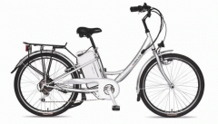 The VOLTA electrobicycle the ss-2 model - future