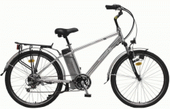 Электровелосипед VOLTA модель Deluxe-mtb-  лучший